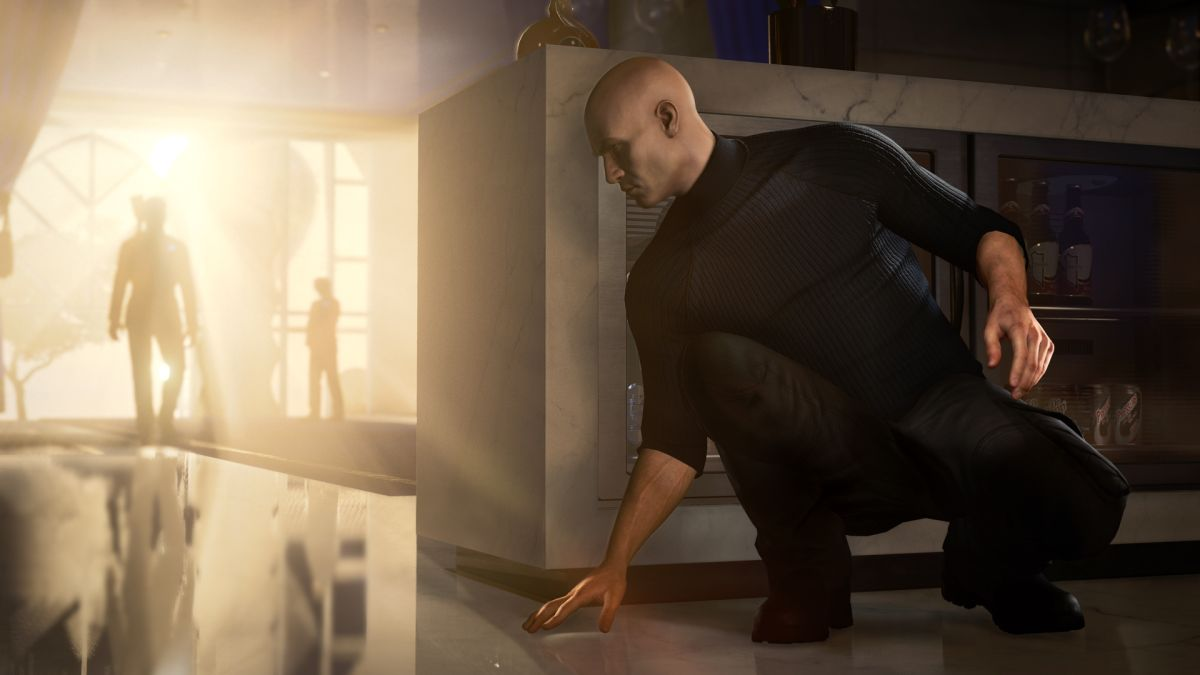 Hitman developer is apparently working on a big new multiplayer game – Gamesradar