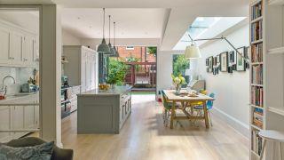 Bigger Pocket Open Floor Kitchen