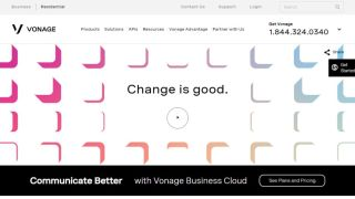 Vonage Business Cloud