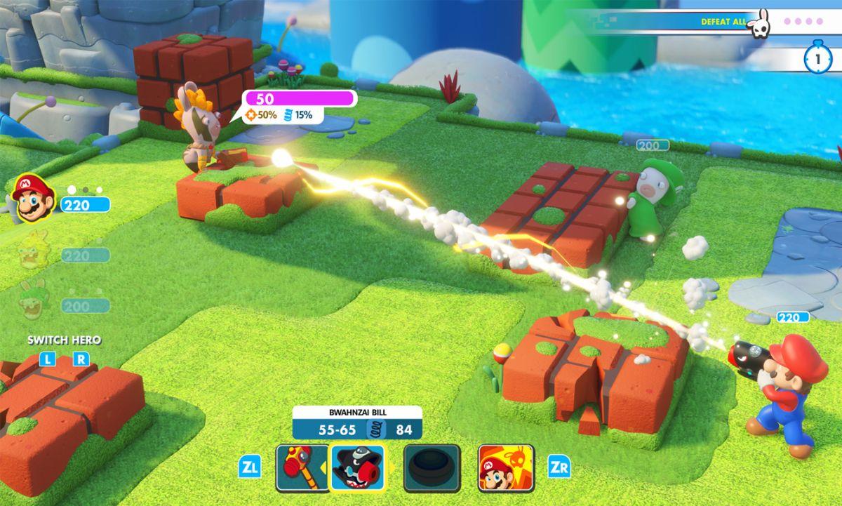 11 Essential Tips for Mario + Rabbids Kingdom Battle | Tom's