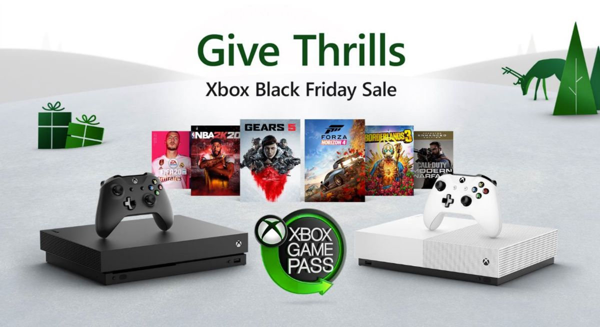 Xbox One Black Friday deals knock $150 off consoles in massive sale event