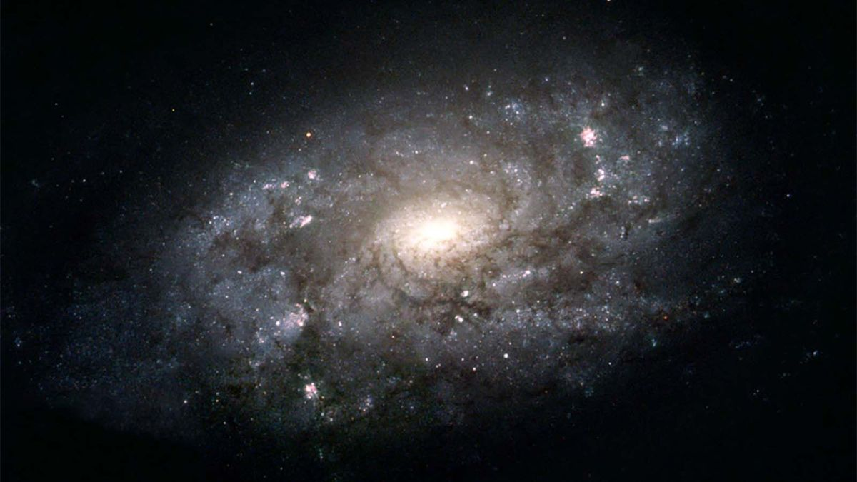 Scientists discover 500 light-year-wide hole in the Milky Way torn open by a supernova - TechRadar