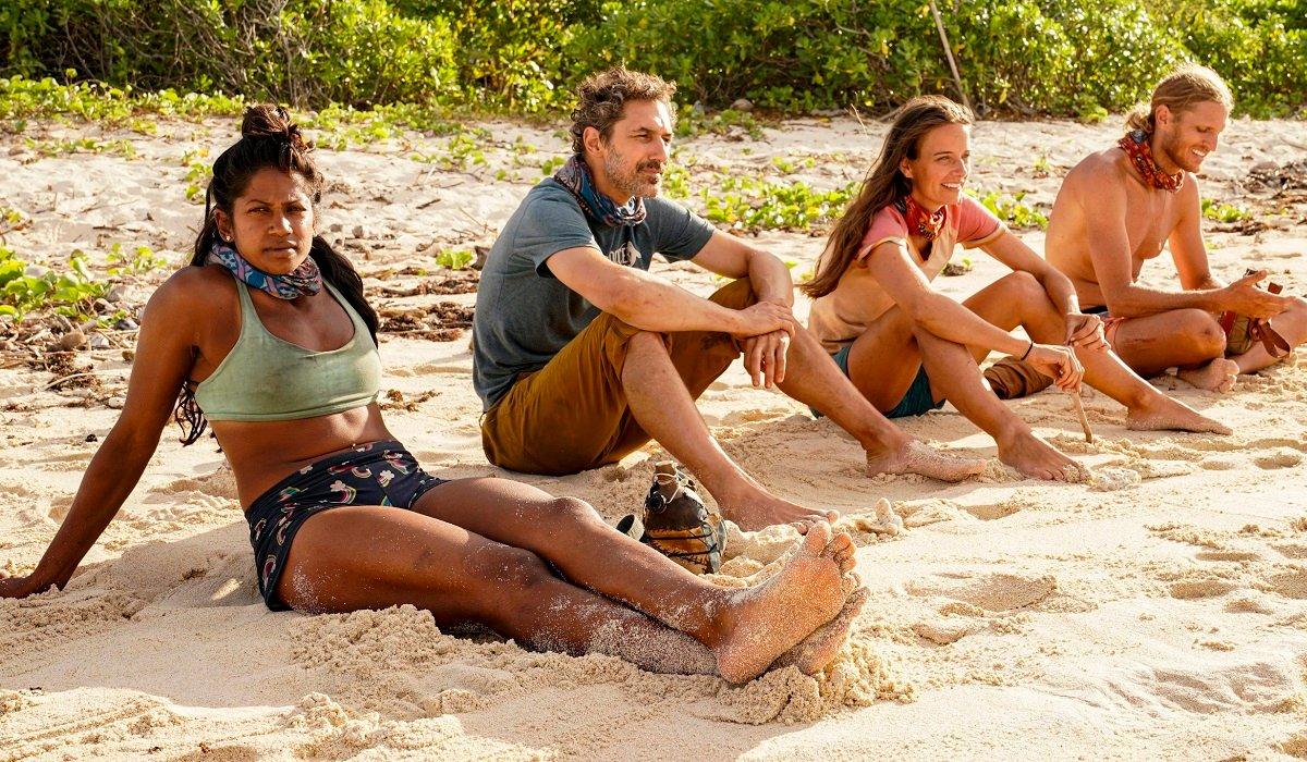 Survivor: Winners At War CBS