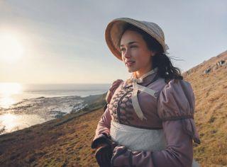 ROSE WILLIAMS as Charlotte Heywood in new Jane Austen drama Sanditon