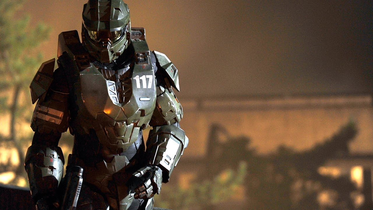 Halo Tv Series Cast Release Date And Everything We Know