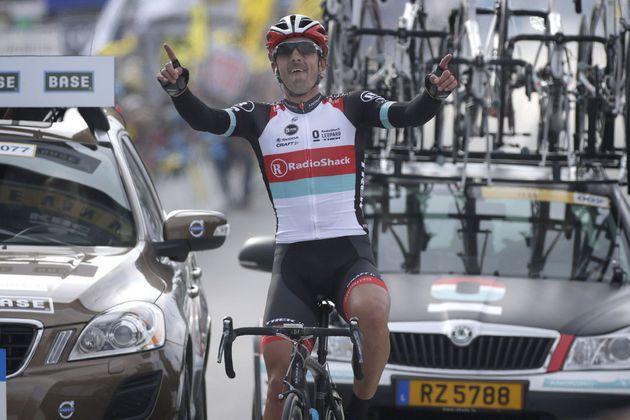 Fabian Cancellara wins Tour of Flanders 2013