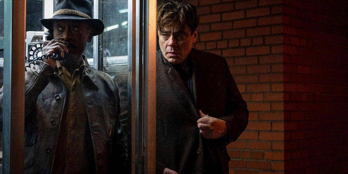 Don Cheadle, Benicio del Toro - No Sudden Move