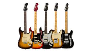 Fender's American Ultra Luxe 2021 line