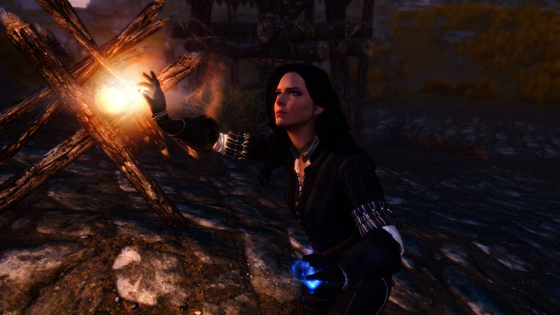 Skyrim Special Edition mods - Yennefer
