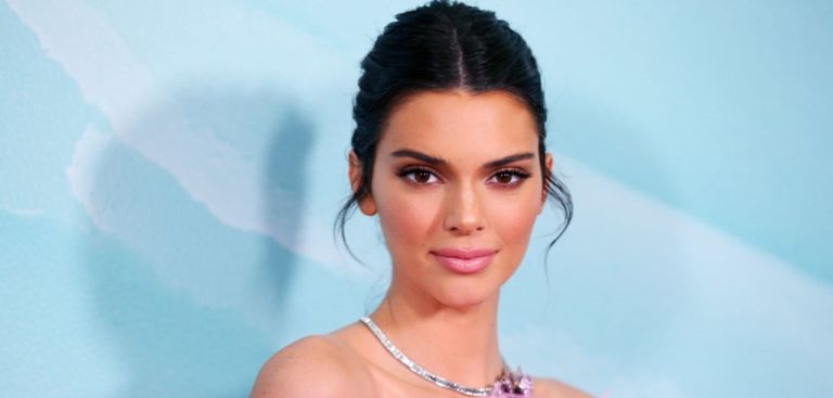 Kendall Jenner attends the Tiffany & Co. Flagship Store Launch