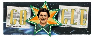 Mary G. Ross Google Doodle