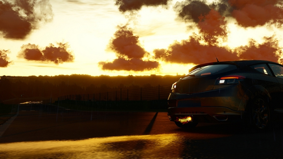 Project CARS Screenshots Show Amazing Water Effects #25656