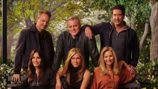 HBO Max's 'Friends: Reunion'