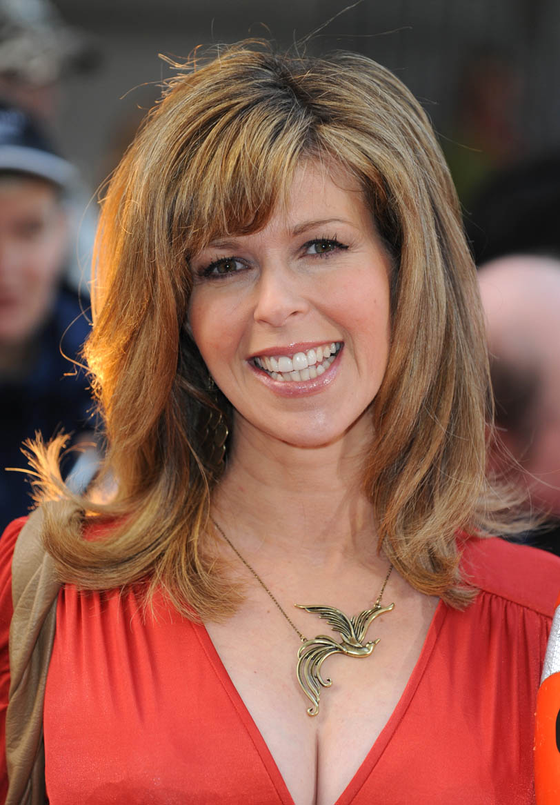 GMTV's Kate Garraway threatens to quit over pay