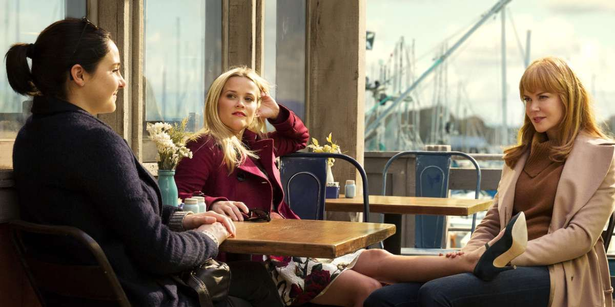 Reese Witherspoon in the HBO series Big Little Lies.