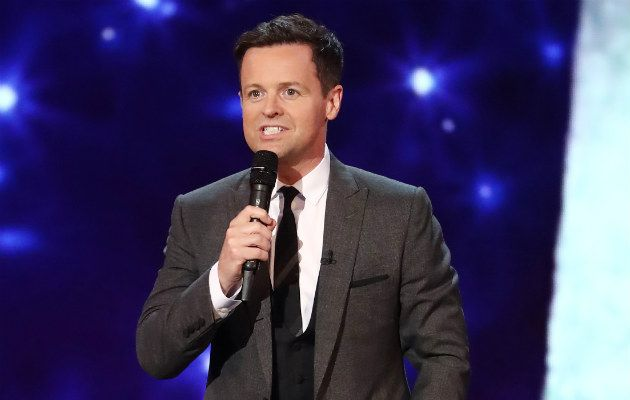 Declan Donnelly pokes fun at Holly and Phil's joint holidays