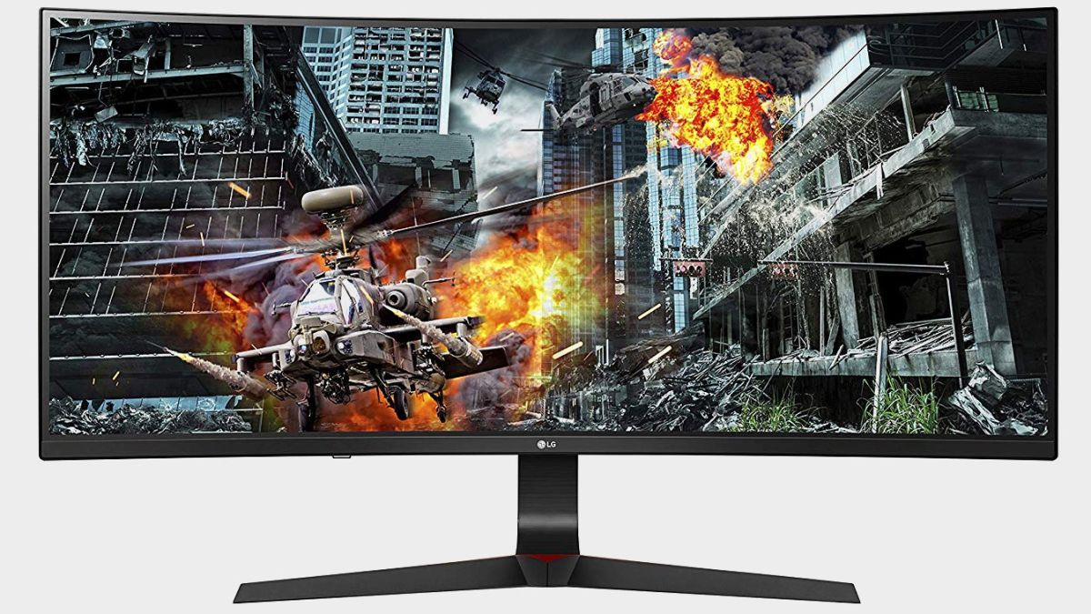 LG's ultrawide 144Hz monitor is on sale for $380