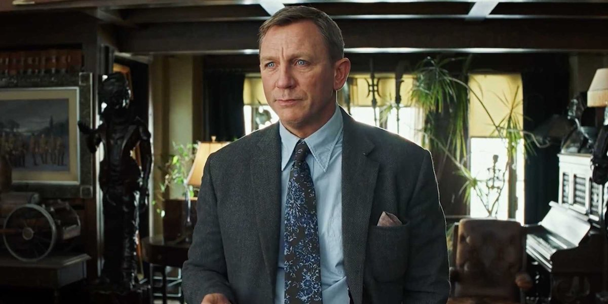 Daniel Craig as Benoit Blanc in Knives Out