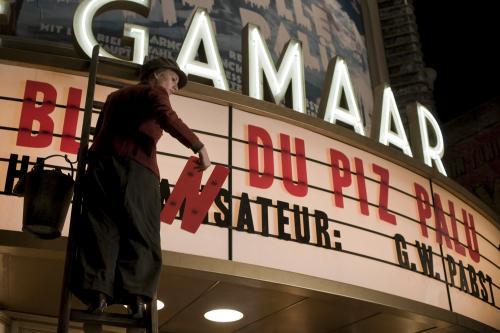 Inglourious Basterds - Mélanie Laurent's Shoshanna Dreyfus runs a Parisian cinema in Quentin Tarantino's World War Two action movie