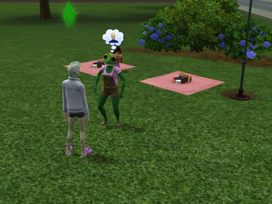 The Sims 3 Supernatural Review: Witches, Fairies, Werewolves And Magic #23625