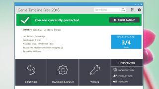 download of the day genie timeline free techradar