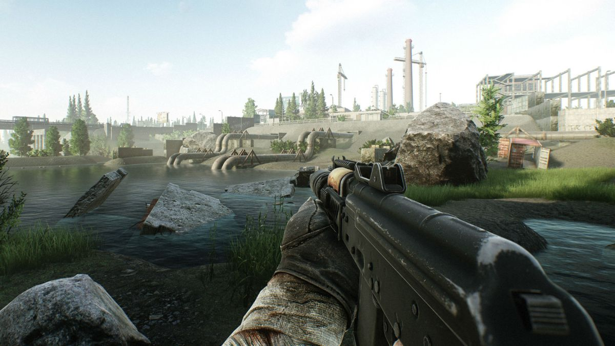 Escape From Tarkov Customs Map Exits Guide Pc Gamer