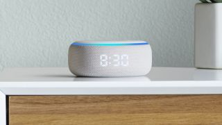 Voice assistants like the Amazon Echo Dot's Alexa (pictured) have increasingly freed up our hands.