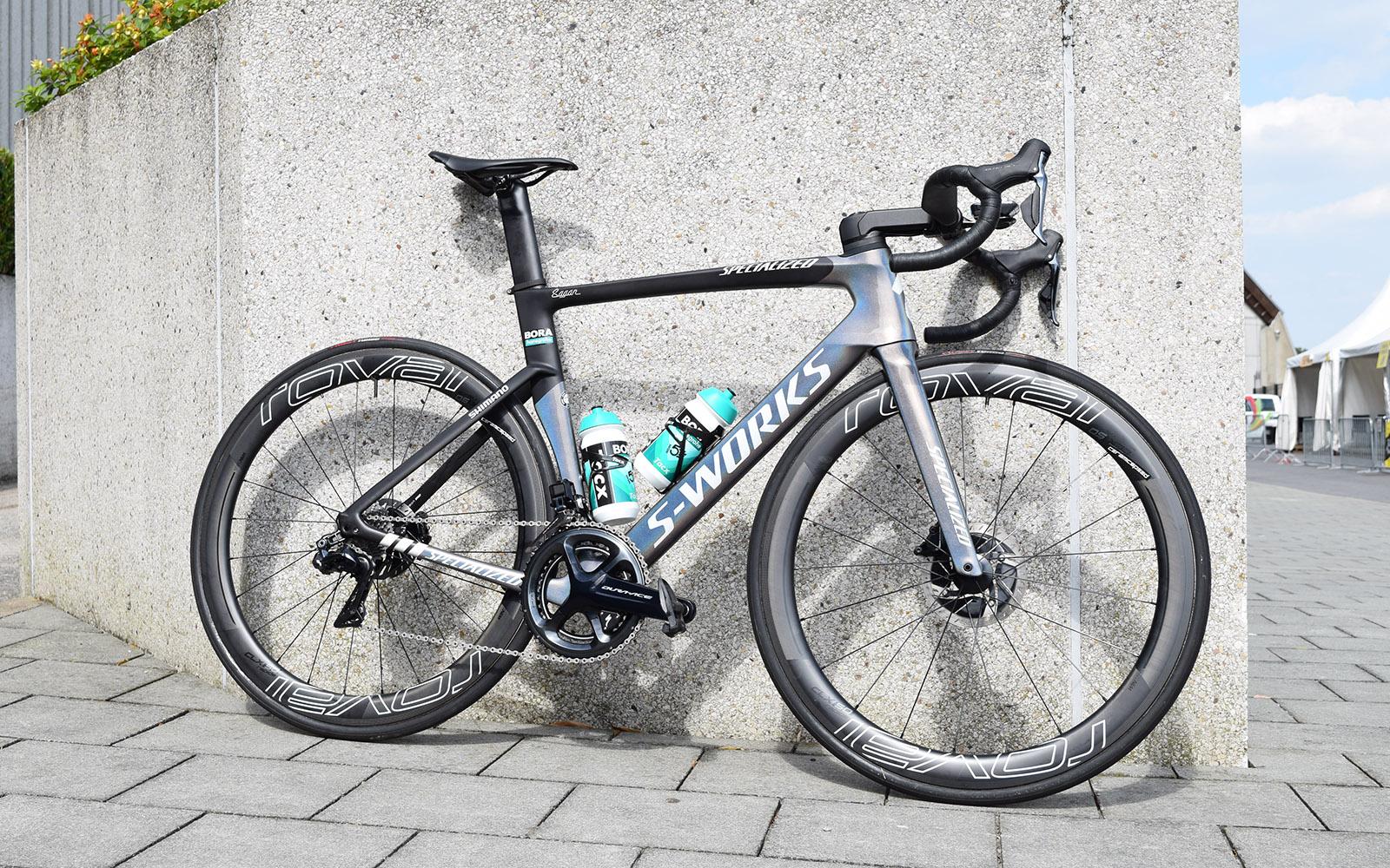 Tour de France bikes: Peter Sagan's S-Works Venge | Cyclingnews