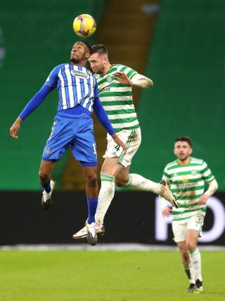 Celtic v Kilmarnock – Scottish Premiership – Celtic Park