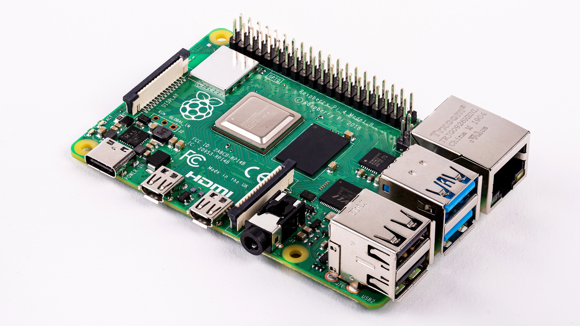 Raspberry Pi 4 is on sale with 3x faster CPU and dual 4K monitor