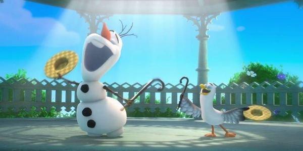 Olaf in Frozen