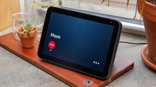 How to make a video call using the Echo Show