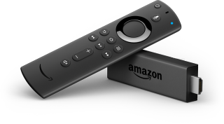 Amazon Fire stick and remote