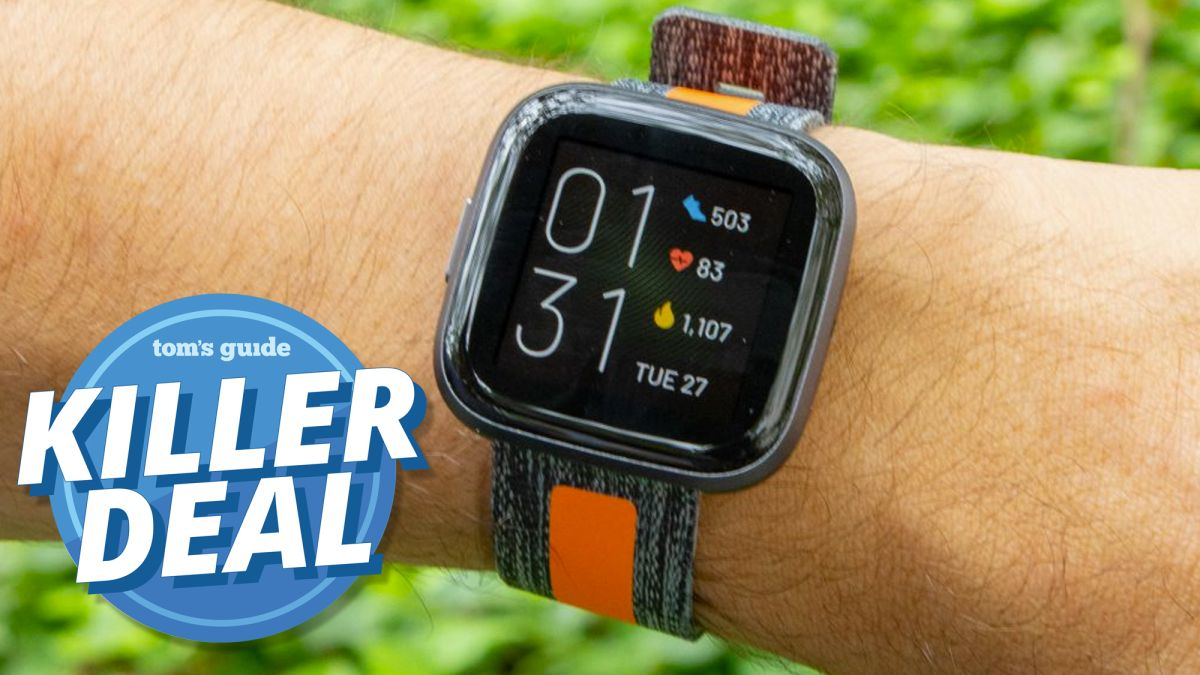 Killer Fitbit deal: Versa 2 smartwatch now just $129