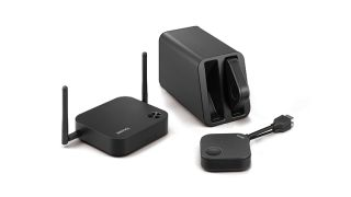 BenQ Shipping InstaShow Wireless Presentation System