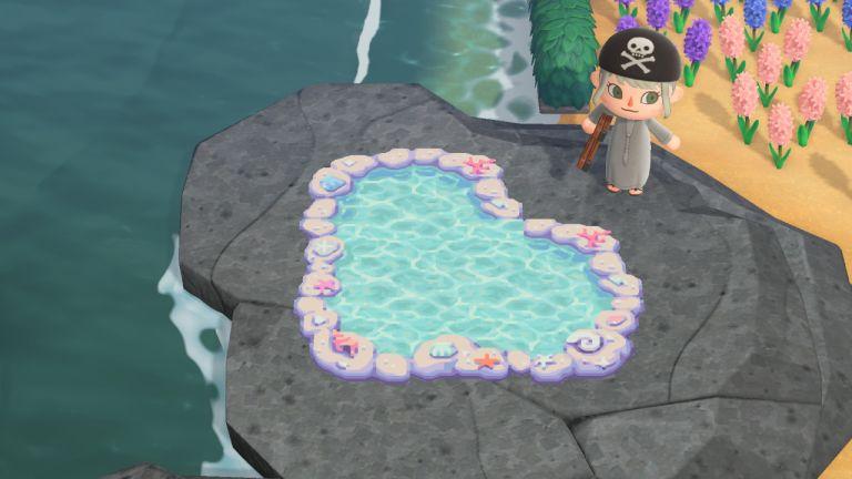 Animal Crossing: tide pool