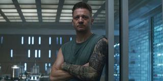 Avengers: Endgame Jeremy Renner Hawkeye Clint Barton Marvel Studios Disney