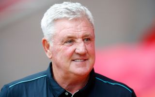 Newcastle United manager Steve Bruce