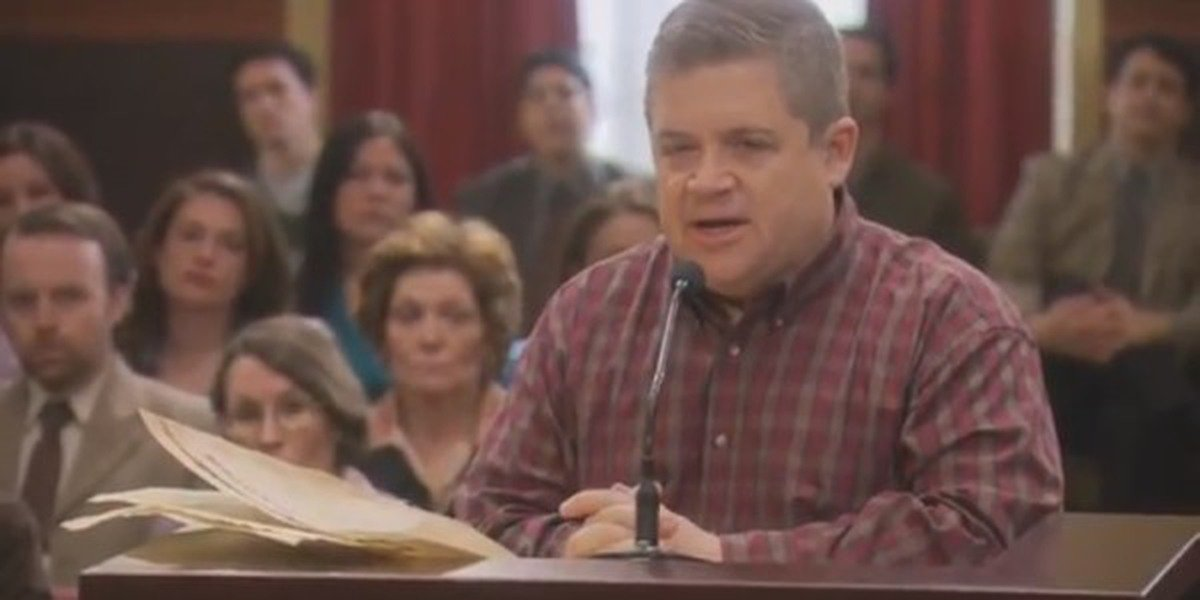 Patton Oswalt - Parks and Recreation