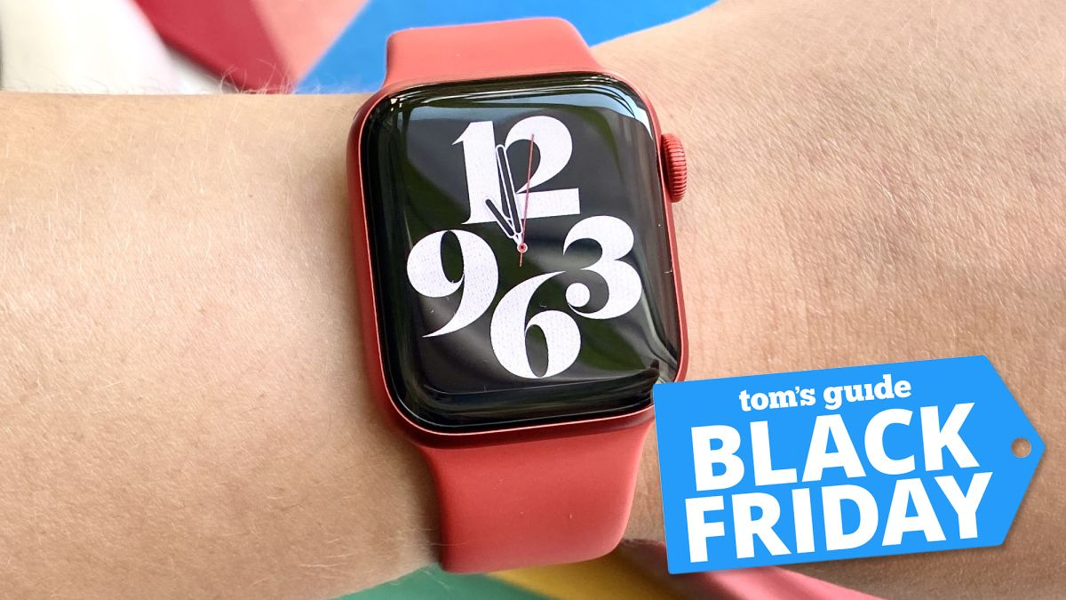 Best Black Friday Apple Watch deals 2020: $119 Apple Watch 3 - Tom's Guide