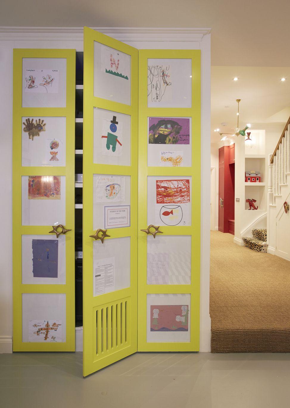 Stylish Kids' Toy Storage Ideas