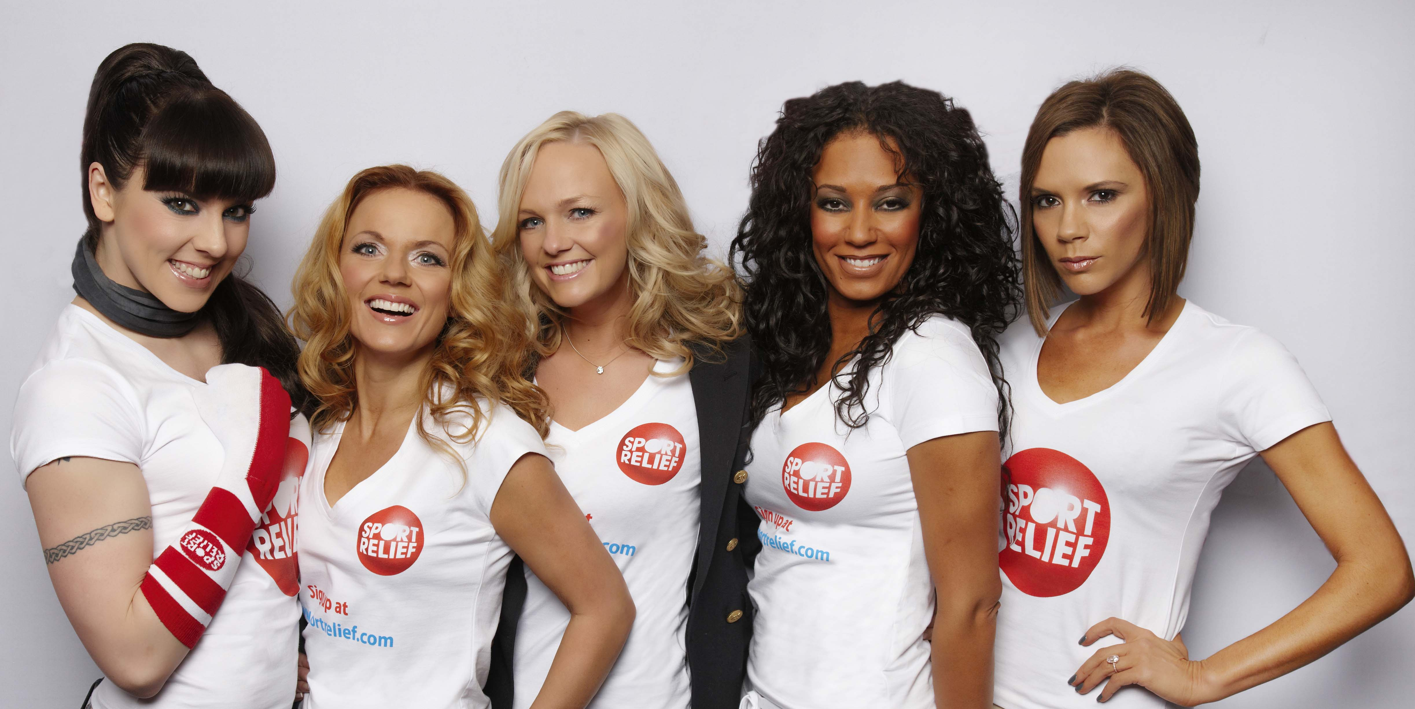 Stars out in force for Sport Relief