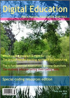 Digital Education Coding Resources Special