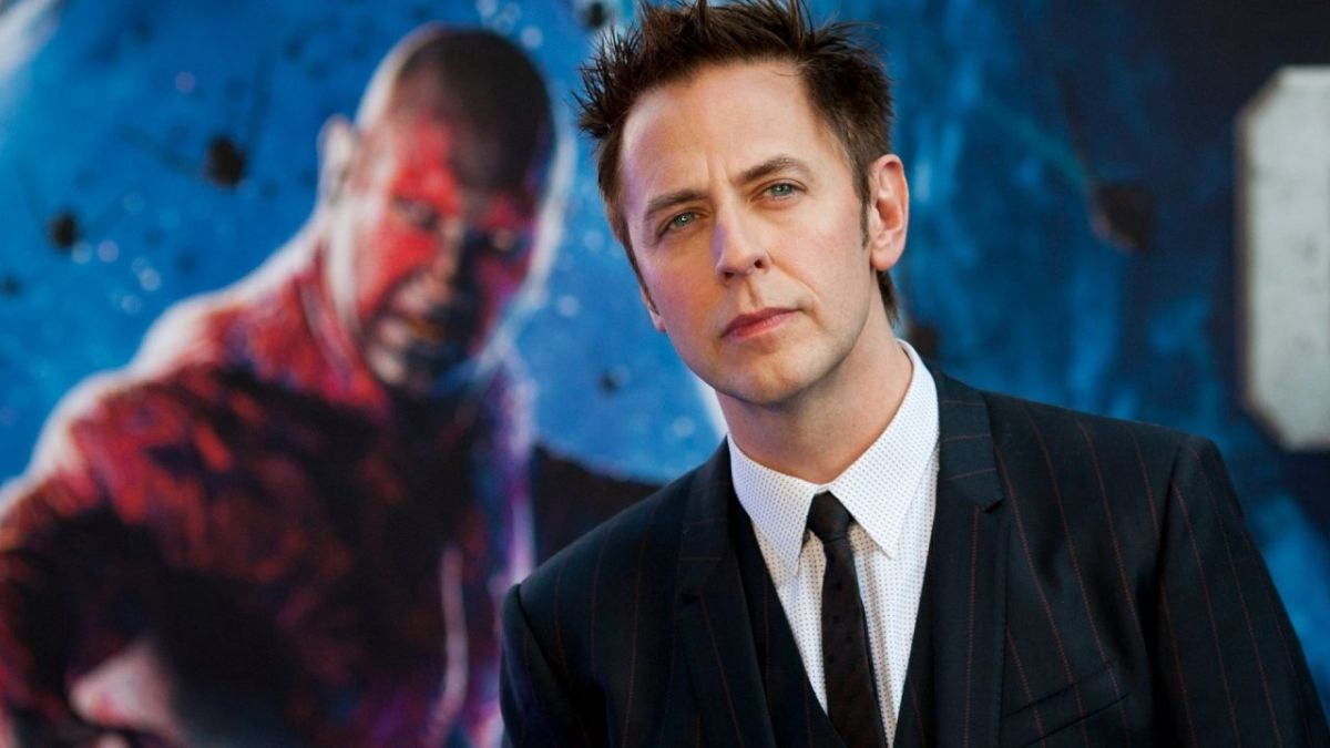 James Gunn is back on Guardians of the Galaxy 3 and fans are channeling their inner Bautista in celebration