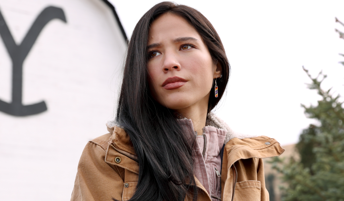 Yellowstone Monica Long-Dutton Kelsey Asbille Paramount Network