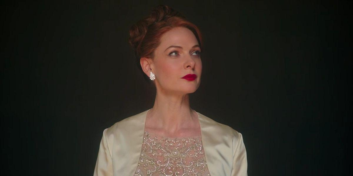 Rebecca Ferguson as Jenny Lind in The Greatest Showman