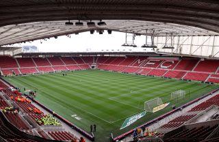 Middlesbrough v Aston Villa – Sky Bet Championship – Playoff – Semi Final – First Leg – Riverside Stadium