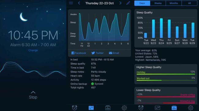 Sleep Cycle Alarm Clock
