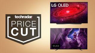 cheap OLED TV deals best buy 4k