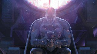 February 2021 Future State Batman